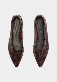 Violeta by Mango - Ballerines - bordeaux - 1