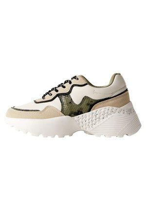 RYAN - Sneakers laag - ecru