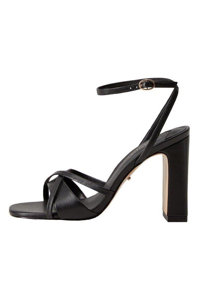YVES - Sandaletter - schwarz