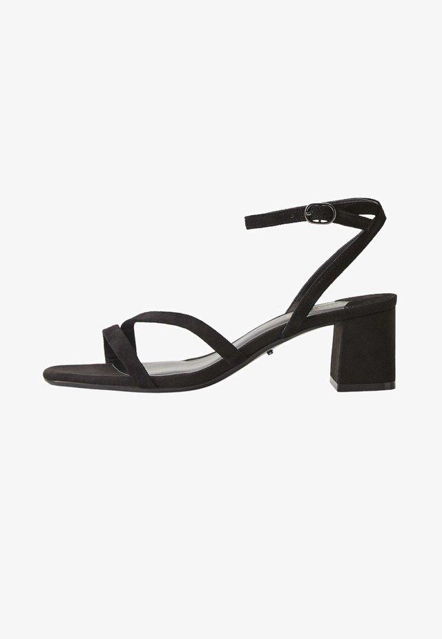 TORU1 - Sandaler - schwarz