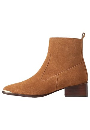 SIS - Classic ankle boots - medium brown