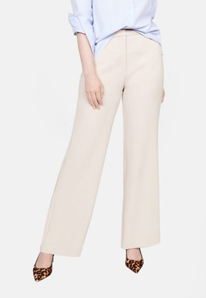 FLOW - Trousers - nude