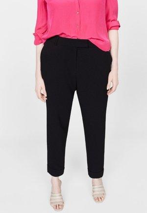 LEONOR - Pantaloni - black