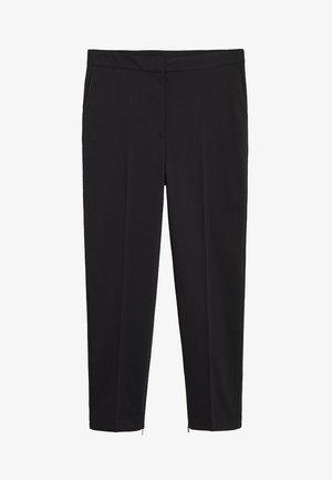 Spodnie materiałowe - back