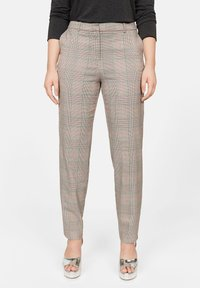 Violeta by Mango - CIS - Pantalones - brown - 0