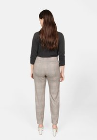 Violeta by Mango - CIS - Pantalones - brown - 2