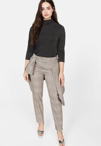 Violeta by Mango - CIS - Pantalones - brown - 1