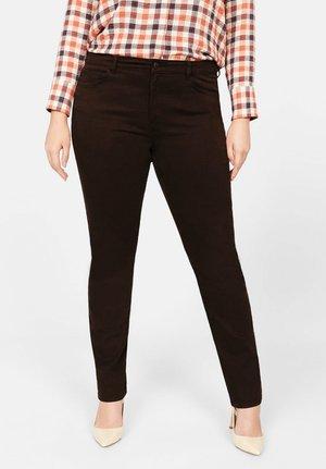 JULIA - Pantalon classique - brown