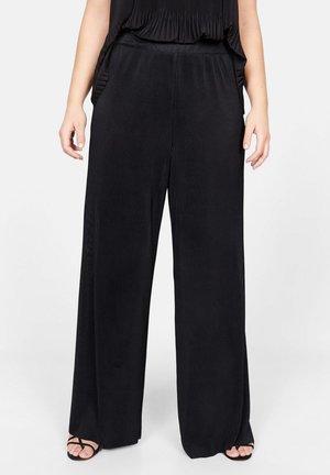 KENNER - Pantalon classique - black
