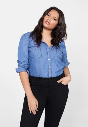 JULIE - Jeans Slim Fit - black