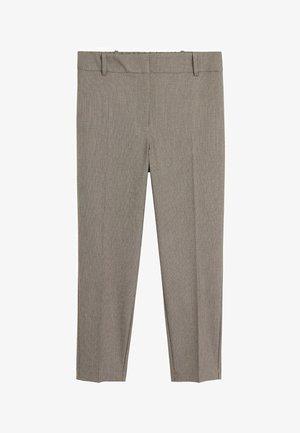 JOSE6 - Trousers - marrone