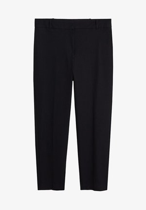 JOSE - Trousers - black