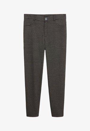 MILANO - Spodnie materiałowe - black