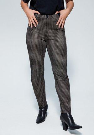 MILANO - Pantalones - black