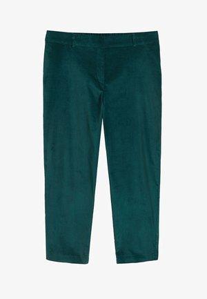 JADE - Bukse - smaragdgrün