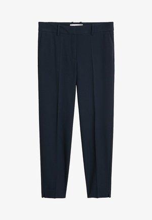 XIPY - Pantalon classique - dunkles marineblau