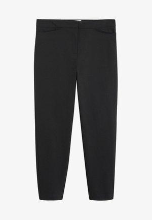 MONACO - Pantalon classique - schwarz