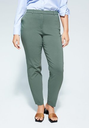 COCOLA6 - Trousers - mint green