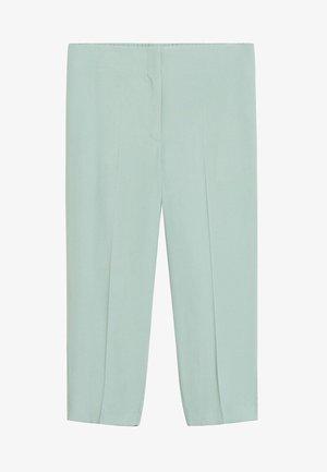 FLOW - Pantalon classique - mint