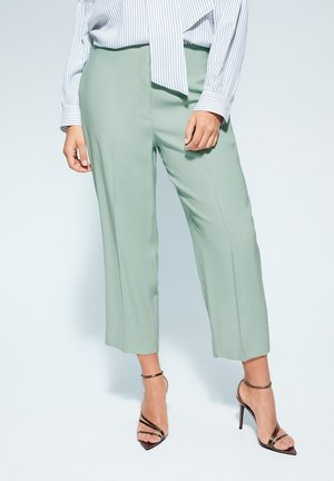 FLOW - Trousers - mint