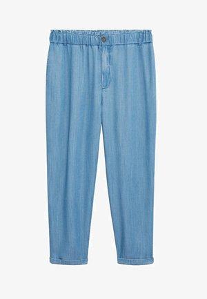NAIROBI - Pantalones - medium blue