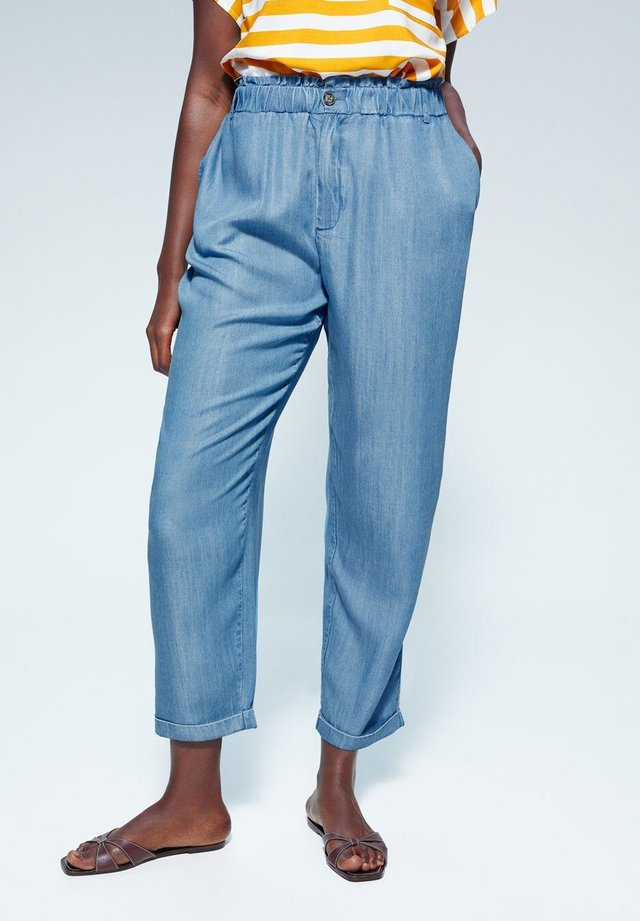 NAIROBI - Broek - medium blue