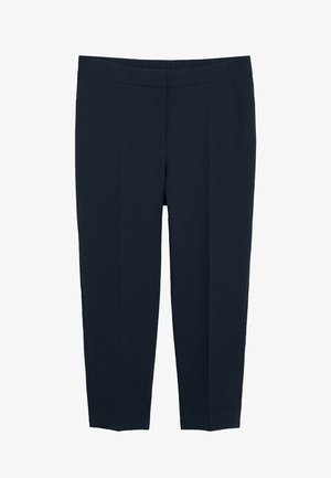 VERONIKA - Pantalon classique - dark navy blue