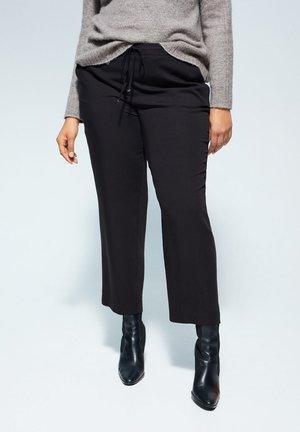 FLUID6 - Pantalon classique - zwart