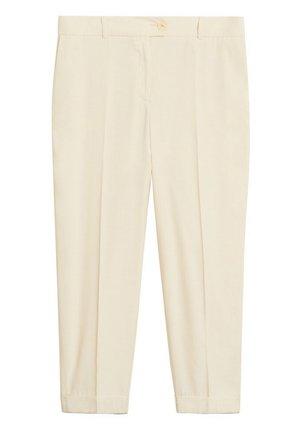 CUPRO6 - Pantalon classique - beige