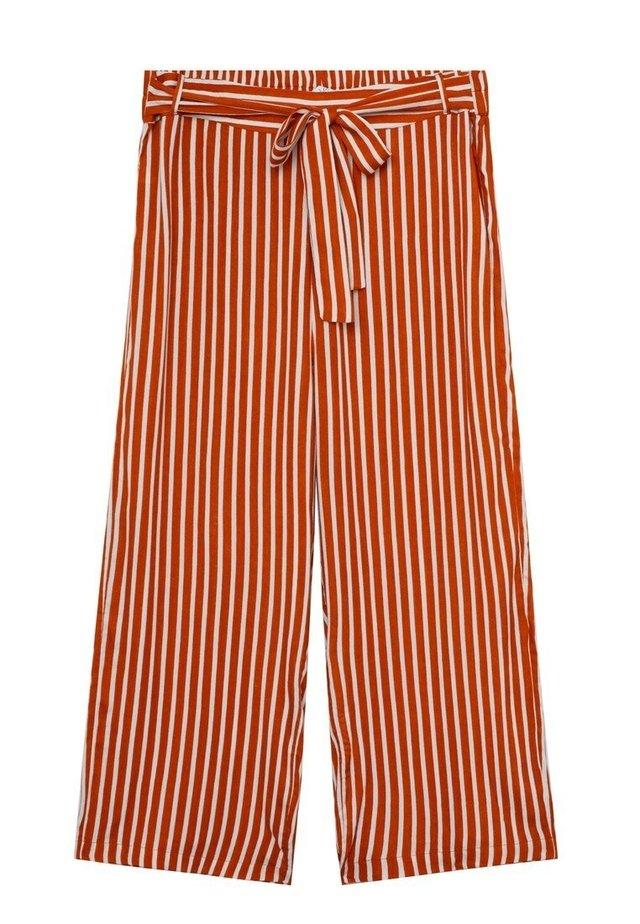 CUQUI6 - Broek - oranje