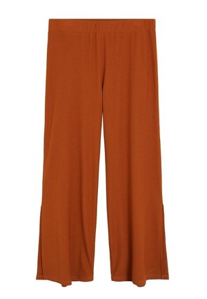 IMPERIA6 - Pantalon classique - bräunliches orange
