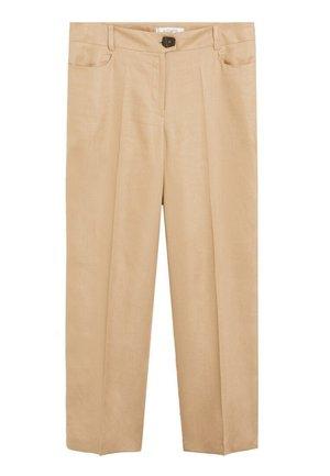 POLLITO6 - Trousers - mittelbraun
