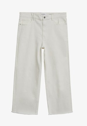CULOTTE - Pantalones - weiß
