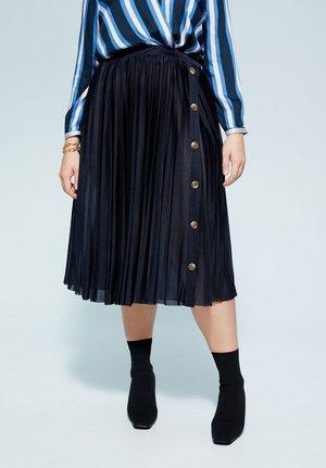 ZELANDA - Jupe trapèze - dark navy blue