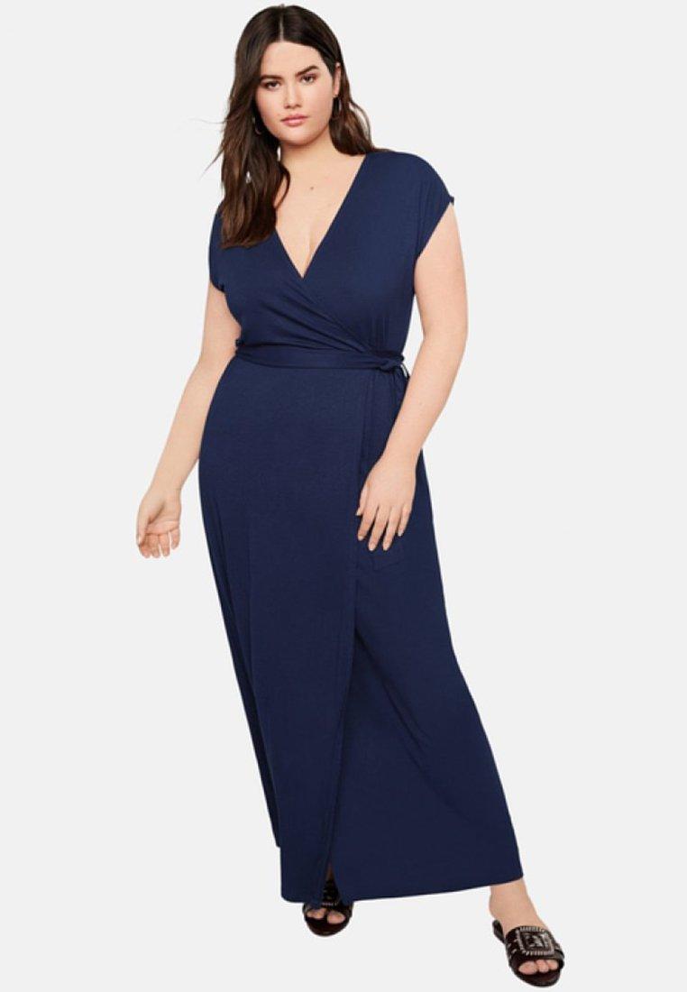 Violeta by Mango - ATADO - Długa sukienka - royal blue