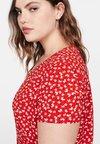 Violeta by Mango - NEWBA - Blusenkleid - red