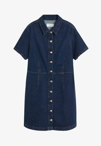 Violeta by Mango - Denim dress - dark blue - 3