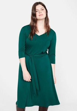 ARIZONA - Day dress - emerald