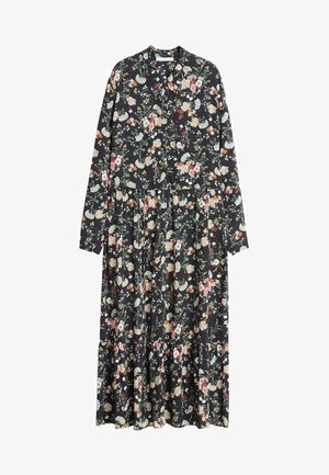 NATALIA - Korte jurk - schwarz