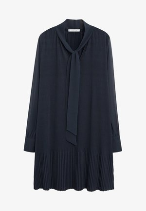 BLOUSE - Day dress - blau