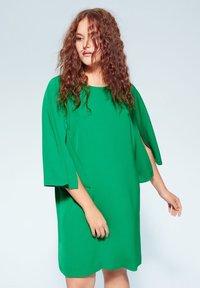 Violeta by Mango - CRUCE6 - Day dress - grün - 0