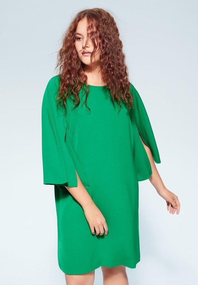 CRUCE6 - Korte jurk - grün