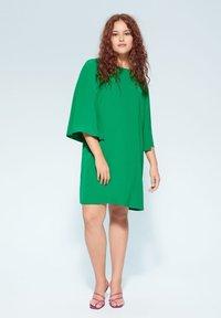 Violeta by Mango - CRUCE6 - Day dress - grün - 1