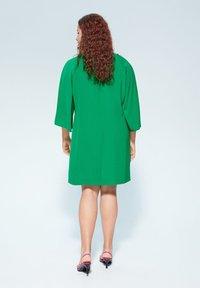 Violeta by Mango - CRUCE6 - Day dress - grün - 2
