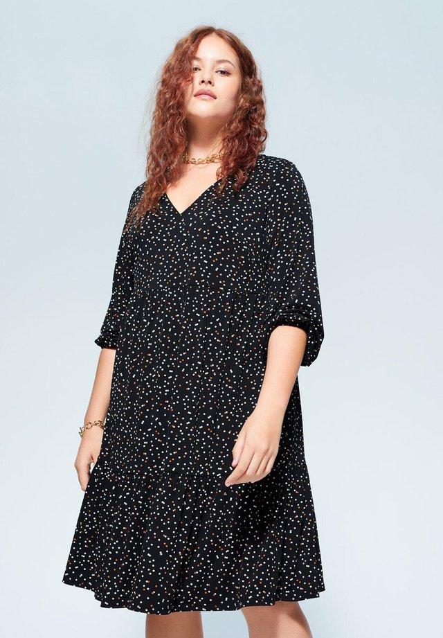 NEW - Korte jurk - schwarz