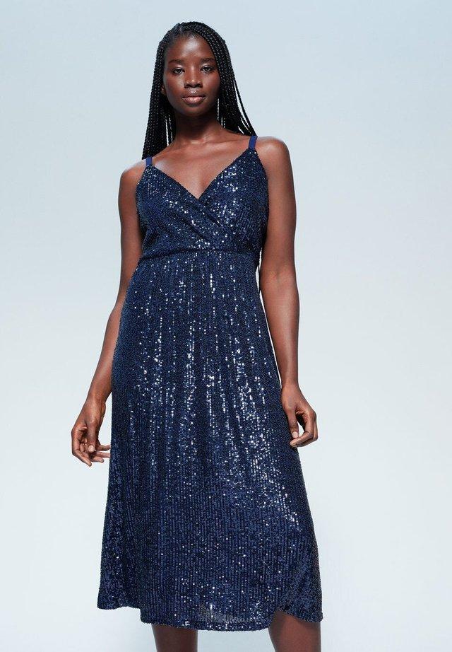 GLAM-I - Cocktail dress / Party dress - dunkles marineblau