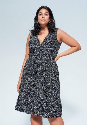 MARYLIN - Robe d'été - schwarz