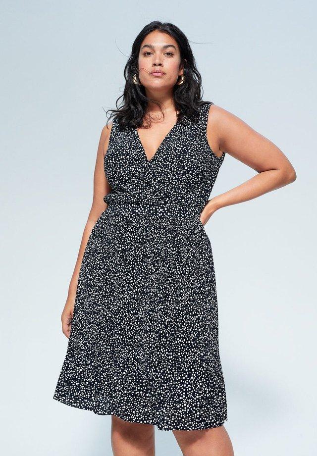 MARYLIN - Korte jurk - schwarz