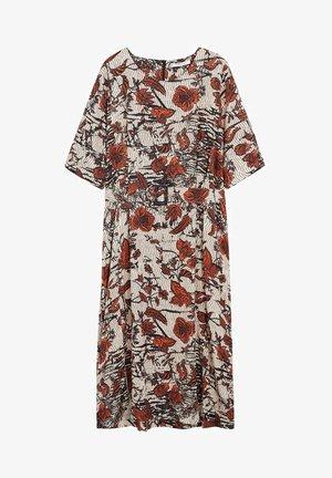 COREA - Robe d'été - oranjebruin