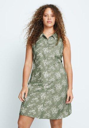 COTILIP - Sukienka koszulowa - pastellgrün